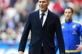 Zidane reconoce su decepción y que el Barça «ha merecido» la Liga