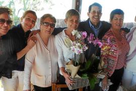 Aniversario de Mónica Serra en Formentera