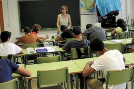 El abandono escolar baja en Balears, pero sigue por encima de la media estatal