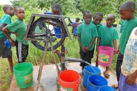 Evento para recaudar fondos para Tanzania