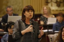 Armengol al PP: «Génova ni tan solo los cree capaces de elegir un candidato»