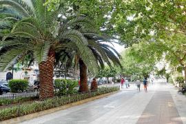 La peatonalización del centro de Vila empezará en octubre y tendrá una duración de 8 meses
