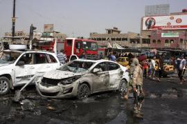 Una nueva ola de atentados causa al menos 45 muertos en Bagdad