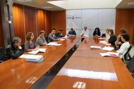 La Ciotupha informa favorablemente al proyecto de desdoblamiento de Ca na Negreta