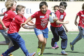 Sant Joan celebra sus primeras jornadas deportivas escolares