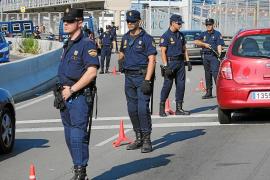 El 'overbooking' turístico deja sin hotel al refuerzo de la Policía Nacional en Mallorca