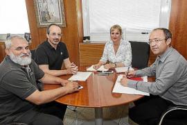 El Consell d'Eivissa ampliará los horarios de la ITV para los taxis estacionales