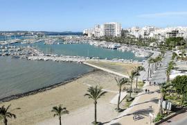 El Govern invertirá 3,3 millones en el puerto de Sant Antoni esta legislatura