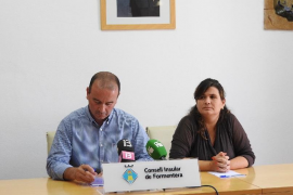 Formentera pide en los tribunales la suspensión del traslado de la estación marítima a los muelles comerciales