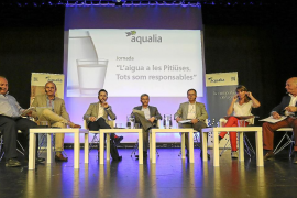 Sant Josep cobrará el agua más cara a los hoteles y otros grandes consumidores