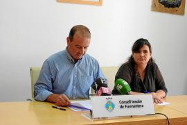 Formentera pide al TSJB la paralización del proyecto de estación marítima en el puerto de Vila