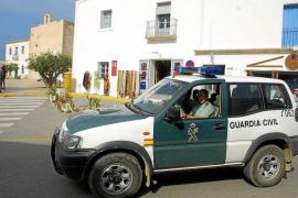La Guardia Civil detiene en Formentera al autor de 9 asaltos en viviendas