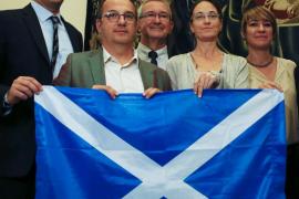 10.000 banderas escocesas suplirán a las 'estelades' en la final de Copa