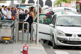Ibiza contará este verano con 755 taxis, 100 más que el año anterior