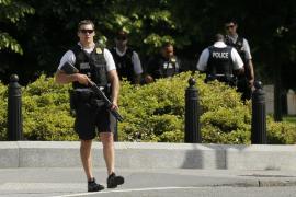 Cierran la Casa Blanca por disparos en un control de acceso al complejo presidencial