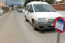 Comienzan las obras para mejorar la accesibilidad en las calles de Santa Eulària