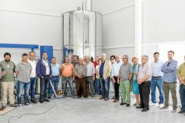 La almazara de Sant Joan nace para impulsar el sector y la cultura de la calidad