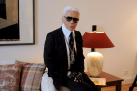 Karl Lagerfeld venderá pret-a-porter por internet