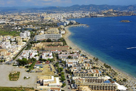 'Agustinet' vería con buenos ojos permitir pisos turísticos en zonas como Platja d'en Bossa