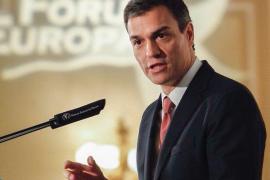 Sánchez: «Si dependo de los votos de Iglesias nunca seré presidente»