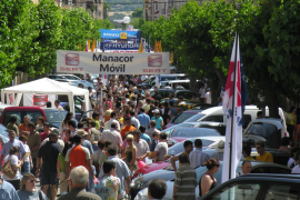 Manacor vive sus Fires i Festes de Primavera