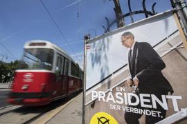 El ecologista Van der Bellen supera al ultraderechista Hofer en las presidenciales de Austria