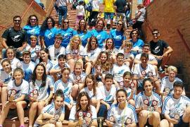 El CN Eivissa suma 30 medallas en Toledo
