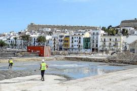 El PP quiere que el pleno de Vila se oponga a una zona comercial en el muelle norte