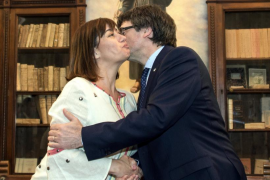 Armengol avisa de que colaborará con Cataluña al margen «de lo que diga el PSOE»