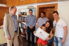 La ganadora del III Concurso de Bloggin' Santa Eulària disfruta ya de su estancia en el municipio