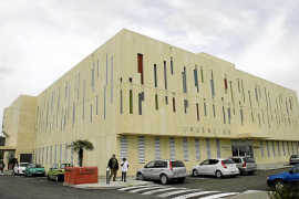 Detenido un británico que agredió al personal médico del centro de Sant Antoni
