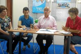El nuevo pliego de limpieza de Sant Antoni se aprobará sin el apoyo del PP