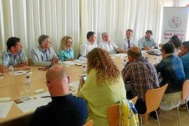 Sant Josep dice que los empresarios están de acuerdo con el proceso de subasta