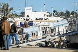 El TSJB admite el recurso de Formentera contra el traslado de la estación marítima