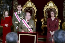 Don Juan Carlos pide «potenciar el papel» de España en la lucha contra Al Qaeda