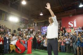 Pedro Sánchez presenta el sábado en Ibiza sus propuestas para hacer posible el cambio