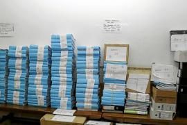 Fiscalía revisa contra reloj 11.000 causas penales en Balears para evitar su archivo