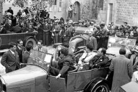 En la II República, «Dalt Vila baja a la Marina»