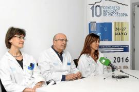El 80% de las operaciones de Ginecología en Can Misses se hacen por endoscopia