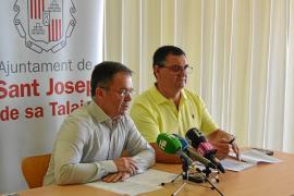Sant Josep obligará a instalar sistemas para la reutilización del agua por el riesgo de sequía