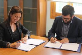 El Govern y la FEHM promocionarán los lácteos de Balears en los establecimientos hoteleros de Mallorca