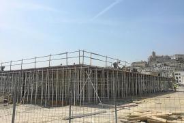 La empresa que gestionará la dársena de Levante prevé 16 amarres para yates de hasta 120 metros