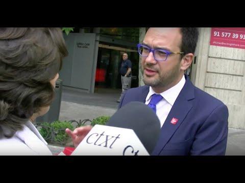 Una voluntaria a Sánchez: «No das a Cáritas y luego quieres que la gente te vote»