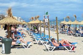 El sector turístico de Balears ya registra cifras propias de julio