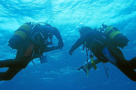 El Consell d'Eivissa recomienda no hacer un estudio sobre la sal en los fondos marinos