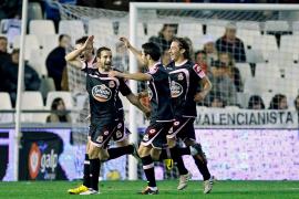 Valencia CF - RC Deportivo