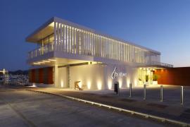 Es Nàutic gestionará los fondeos en la bahía de Sant Antoni