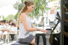 El piano juvenil sale a la calle
