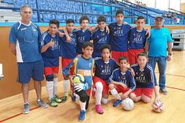 El Insular infantil logra la Copa