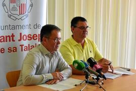 El PSOE de Sant Josep admite que subir un 15% la tarifa del agua es «pegarse un tiro en la cabeza»